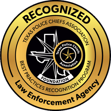 Recognized Law Enforcement Agency