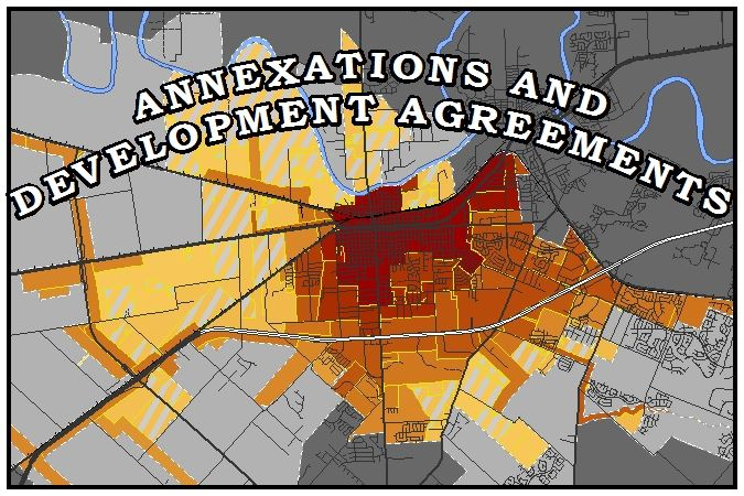 Annexations and Development Agreements